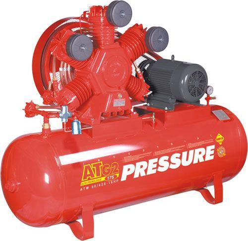 compressor pressure AT G2