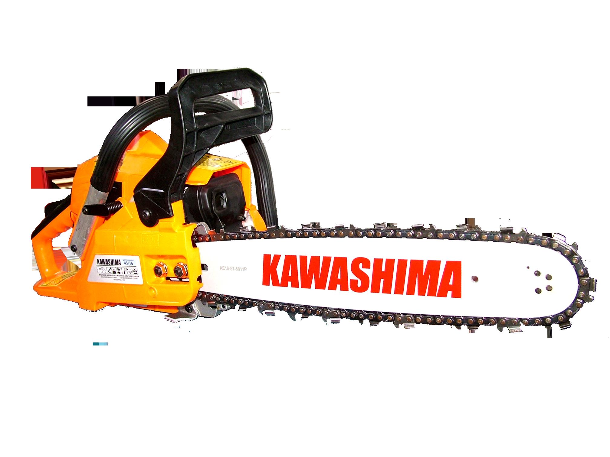 Motoserra Kawashima 45cc -16