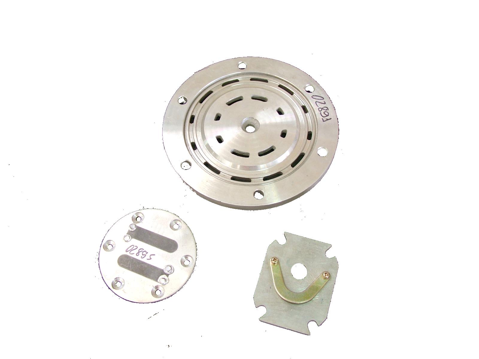 Placa de Valvula para Compressor