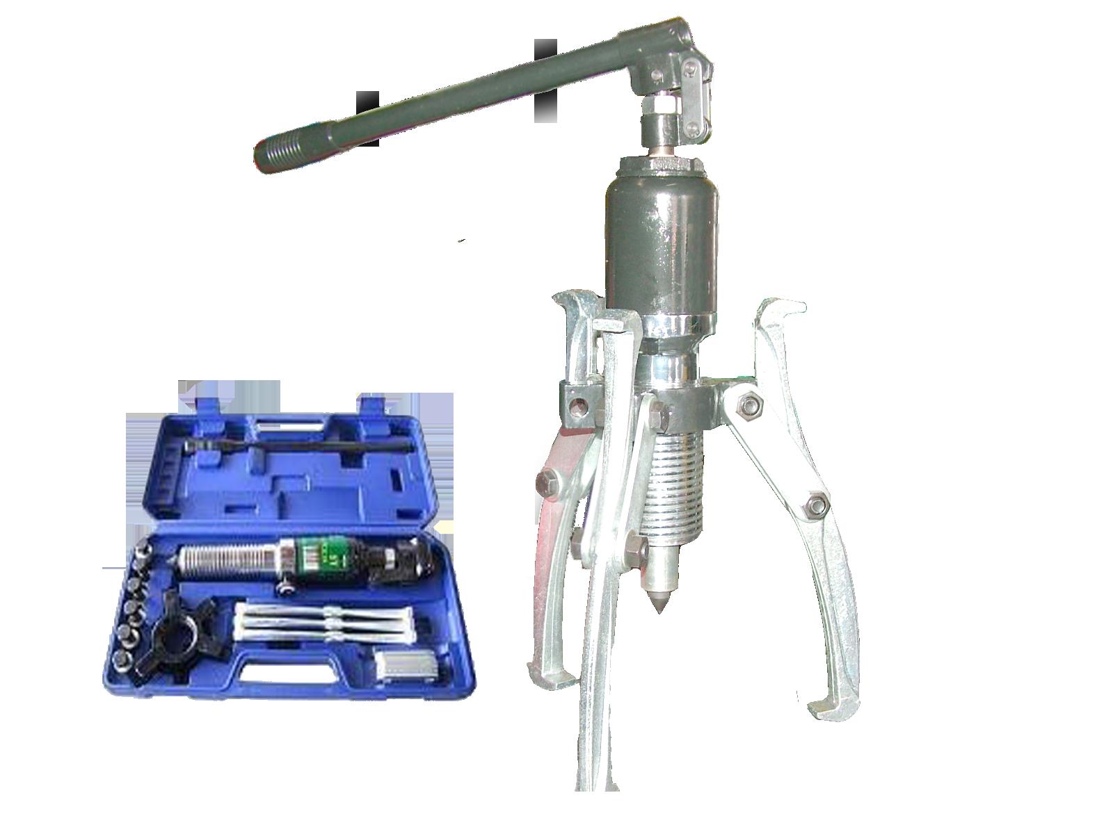 Saca Polia Hidraulica 15 TL Montagem2