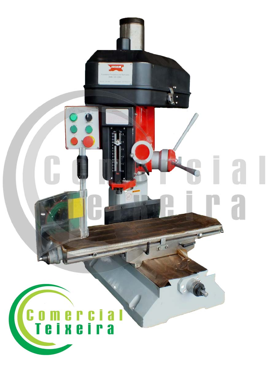 Fresadora AMBOSS AMB-100 30 BR